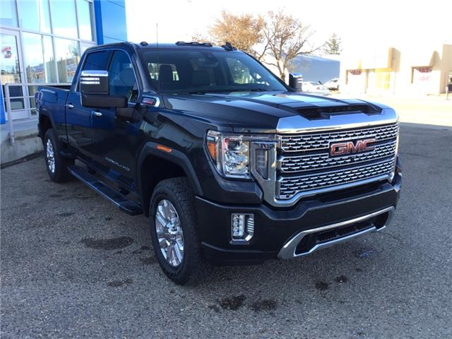 2020 GMC Sierra 2500HD Denali (Stk: 210047) in Brooks - Image 1 of 23