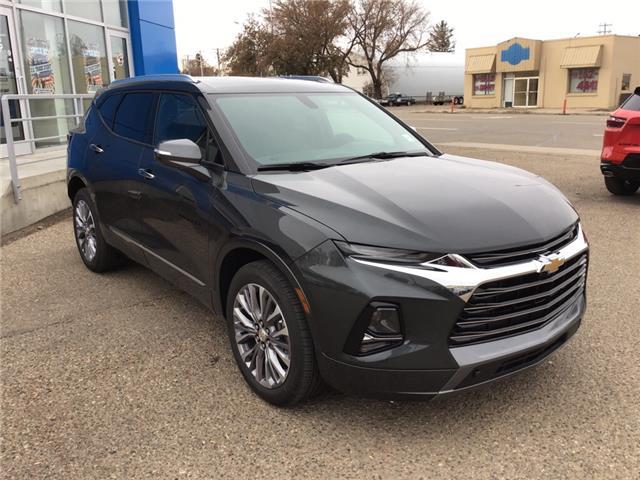 2019 Chevrolet Blazer Premier (Stk: 209479) in Brooks - Image 1 of 21
