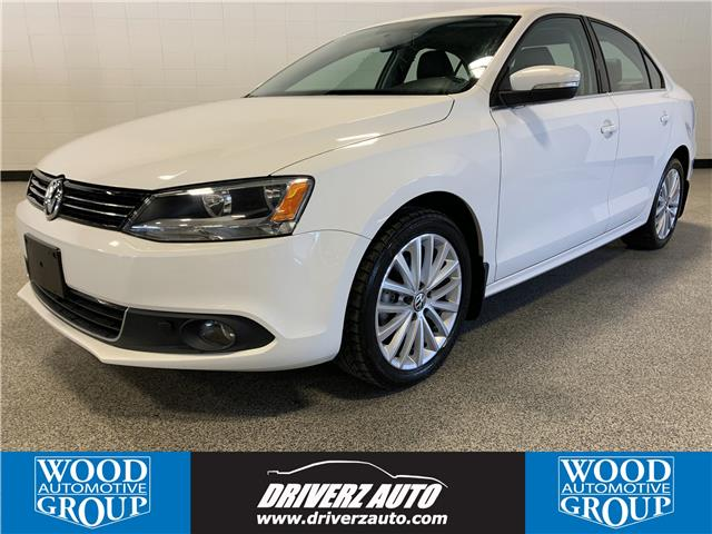 2013 Volkswagen Jetta 2.0 TDI Highline (Stk: P12127) in Calgary - Image 1 of 17