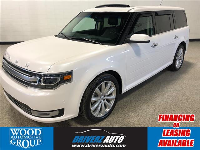 2018 Ford Flex Limited (Stk: P12192A) in Calgary - Image 1 of 18