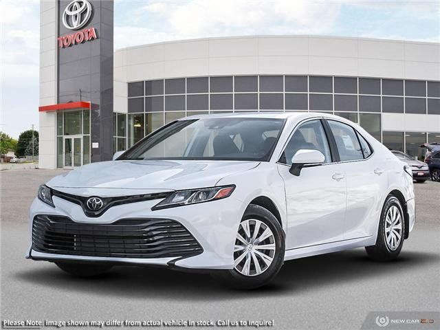 2019 Toyota Camry LE (Stk: 219420) in London - Image 1 of 24