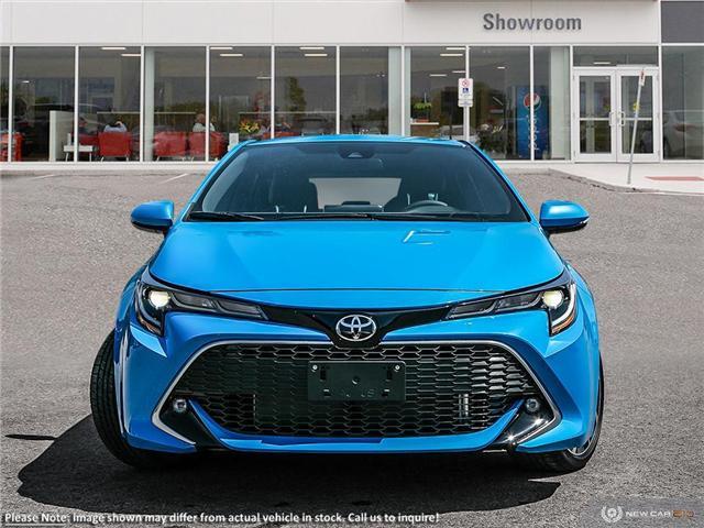 2019 Toyota Corolla Hatchback Base (Stk: 219635) in London - Image 2 of 24