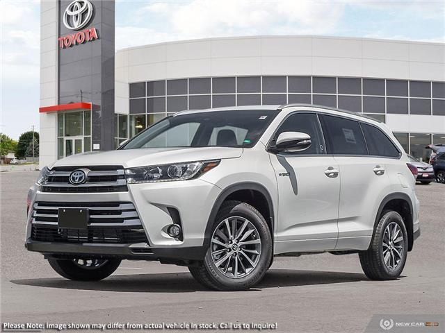 2019 Toyota Highlander Hybrid XLE (Stk: 219769) in London - Image 1 of 24