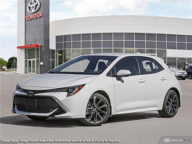 2019 Toyota Corolla Hatchback SE Upgrade Package (Stk: 219793) in London - Image 1 of 24