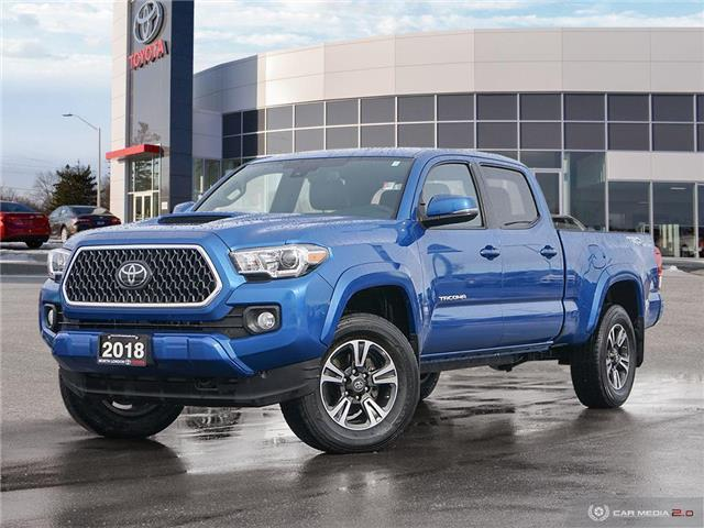 2018 Toyota Tacoma SR5 (Stk: A220237) in London - Image 1 of 27