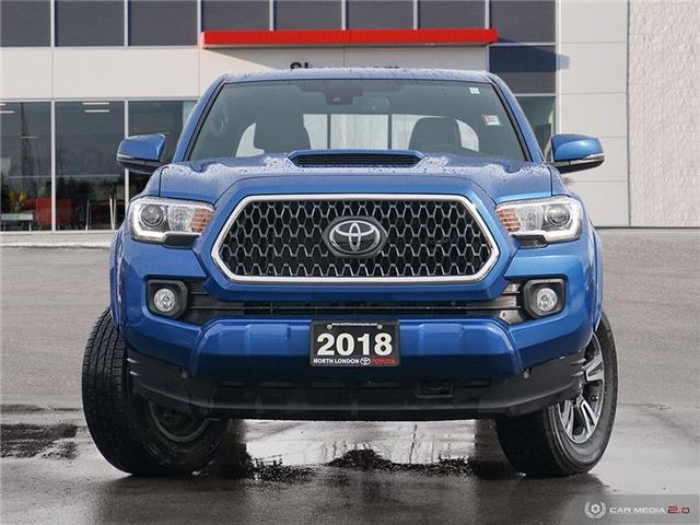 2018 Toyota Tacoma SR5 (Stk: A220237) in London - Image 2 of 27