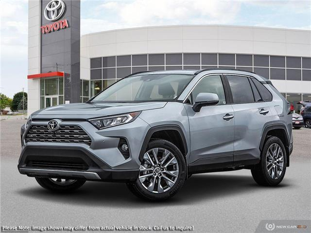 2020 Toyota RAV4 Limited (Stk: 220262) in London - Image 1 of 24