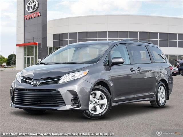 2020 Toyota Sienna LE 8-Passenger (Stk: 220275) in London - Image 1 of 24