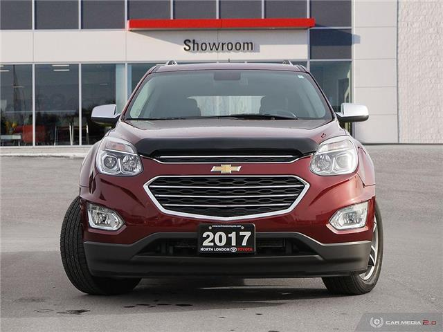 2017 Chevrolet Equinox Premier (Stk: A220291) in London - Image 2 of 27