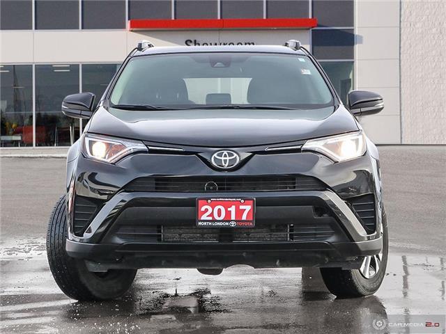 2017 Toyota RAV4 LE (Stk: U11083) in London - Image 2 of 27
