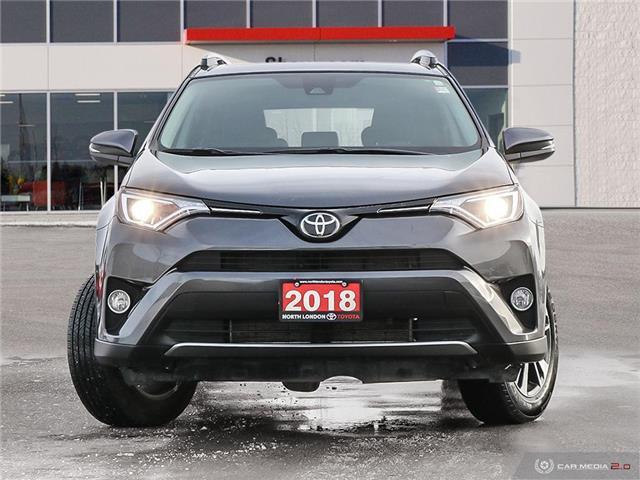 2018 Toyota RAV4 XLE (Stk: U11081) in London - Image 2 of 27