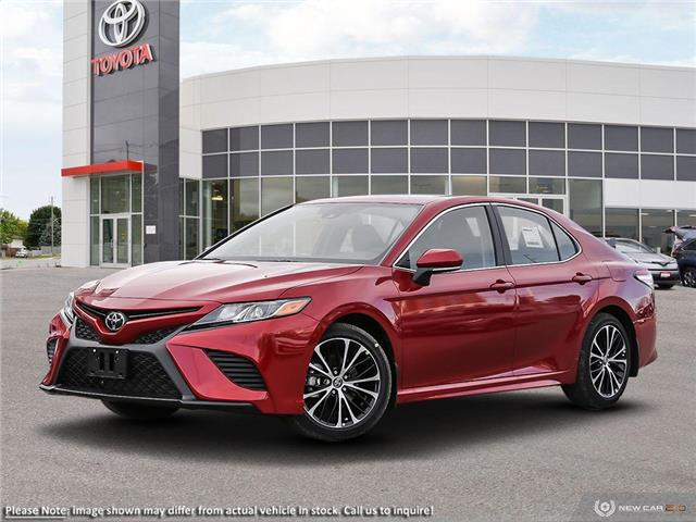 2020 Toyota Camry SE (Stk: 220357) in London - Image 1 of 24