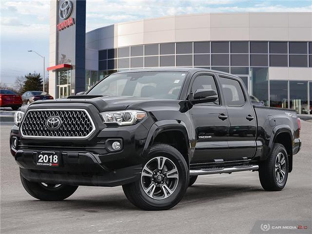 2018 Toyota Tacoma TRD Off Road (Stk: A219906) in London - Image 1 of 27