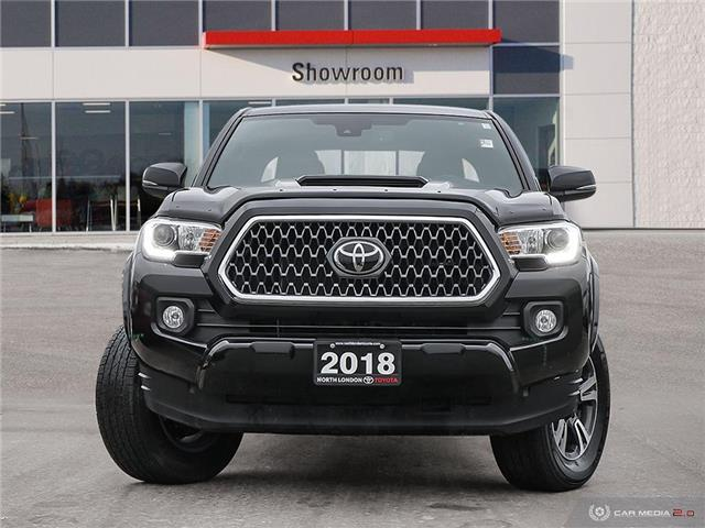 2018 Toyota Tacoma TRD Off Road (Stk: A219906) in London - Image 2 of 27