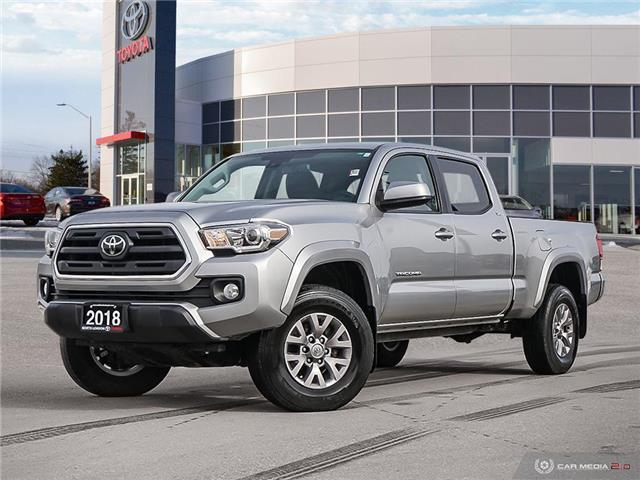 2018 Toyota Tacoma SR5 (Stk: U11095) in London - Image 1 of 27
