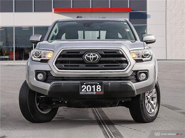 2018 Toyota Tacoma SR5 (Stk: U11095) in London - Image 2 of 27