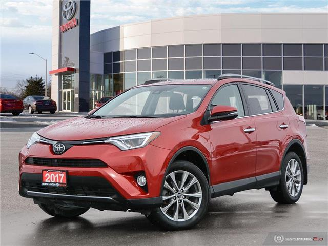 2017 Toyota RAV4 Limited (Stk: A220380) in London - Image 1 of 27