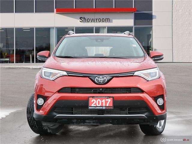 2017 Toyota RAV4 Limited (Stk: A220380) in London - Image 2 of 27