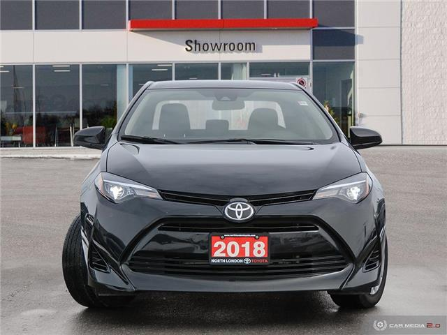 2018 Toyota Corolla LE (Stk: A220075) in London - Image 2 of 27