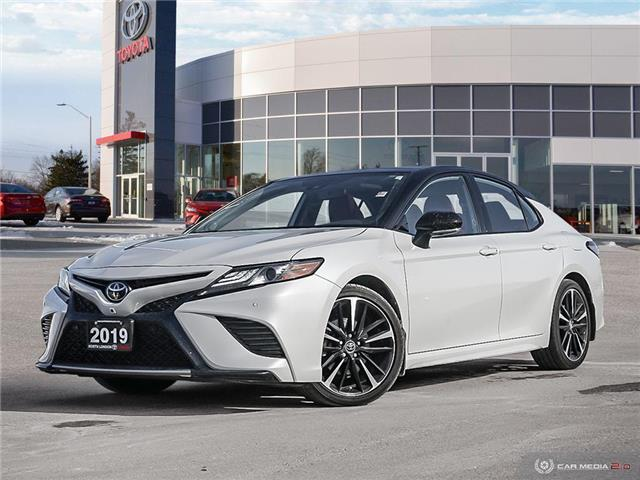 2019 Toyota Camry XSE V6 (Stk: A219929) in London - Image 1 of 27