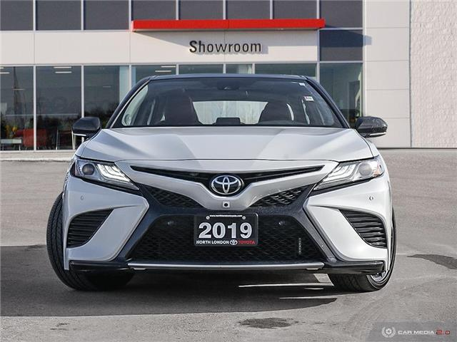 2019 Toyota Camry XSE V6 (Stk: A219929) in London - Image 2 of 27