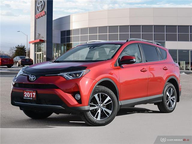 2017 Toyota RAV4 XLE (Stk: A220407) in London - Image 1 of 27