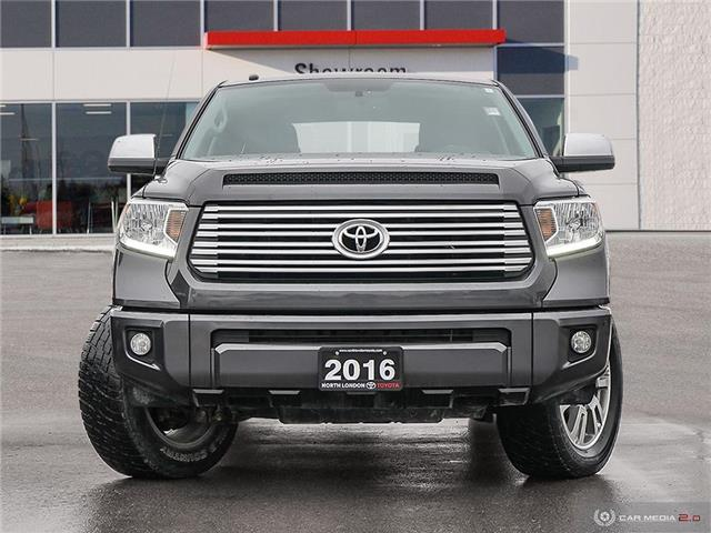 2016 Toyota Tundra Limited 5.7L V8 (Stk: A220413) in London - Image 2 of 27