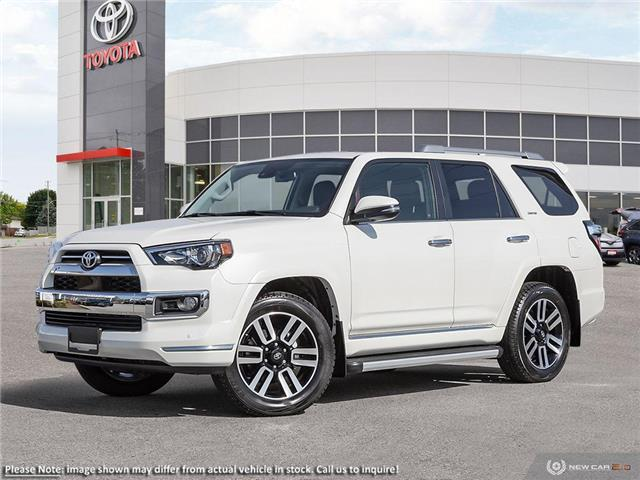 2020 Toyota 4Runner Base (Stk: 220193) in London - Image 1 of 24