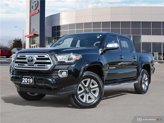 2019 Toyota Tacoma Limited V6 (Stk: U11120) in London - Image 1 of 27