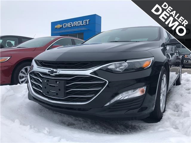 2019 Chevrolet Malibu LT (Stk: 84362) in Exeter - Image 1 of 10
