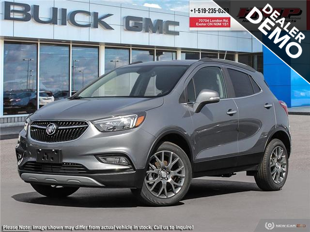 2020 Buick Encore Sport Touring (Stk: 85703) in Exeter - Image 1 of 23