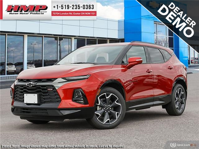 2020 Chevrolet Blazer RS (Stk: 85659) in Exeter - Image 1 of 23