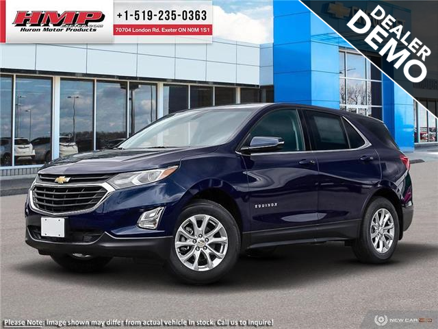 2020 Chevrolet Equinox LT (Stk: 85236) in Exeter - Image 1 of 23