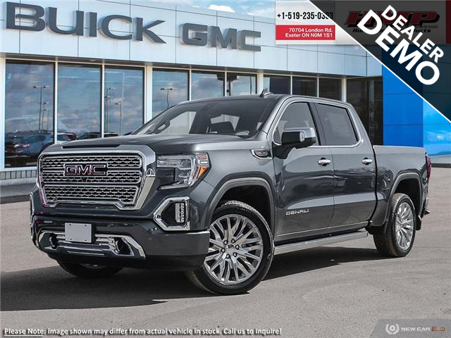 2020 GMC Sierra 1500 Denali (Stk: 86601) in Exeter - Image 1 of 22
