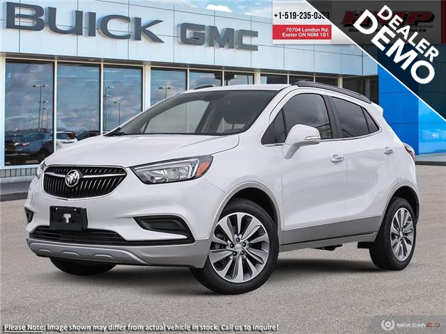 2020 Buick Encore Preferred (Stk: 87623) in Exeter - Image 1 of 23