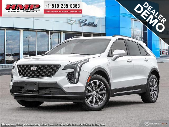 2020 Cadillac XT4 Sport (Stk: 86946) in Exeter - Image 1 of 23
