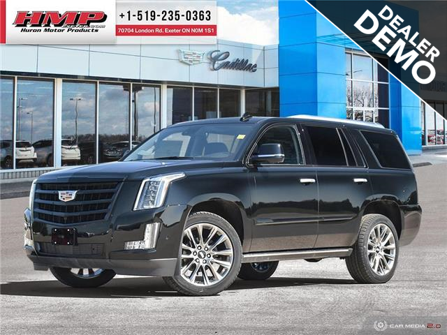 2020 Cadillac Escalade Premium Luxury (Stk: 86877) in Exeter - Image 1 of 27