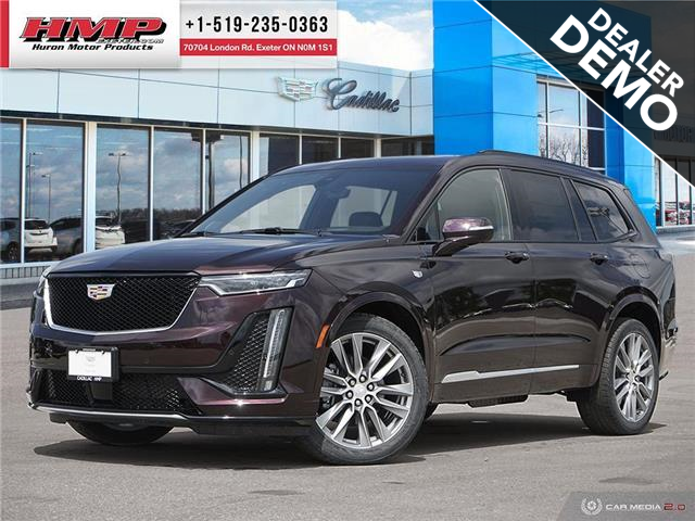 2020 Cadillac XT6 Sport (Stk: 86900) in Exeter - Image 1 of 27