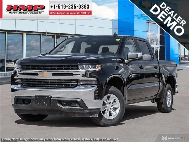 2020 Chevrolet Silverado 1500 LT (Stk: 88310) in Exeter - Image 1 of 11