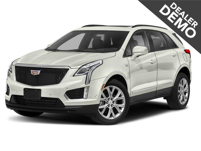 2021 Cadillac XT5 Sport (Stk: 88455) in Exeter - Image 1 of 9