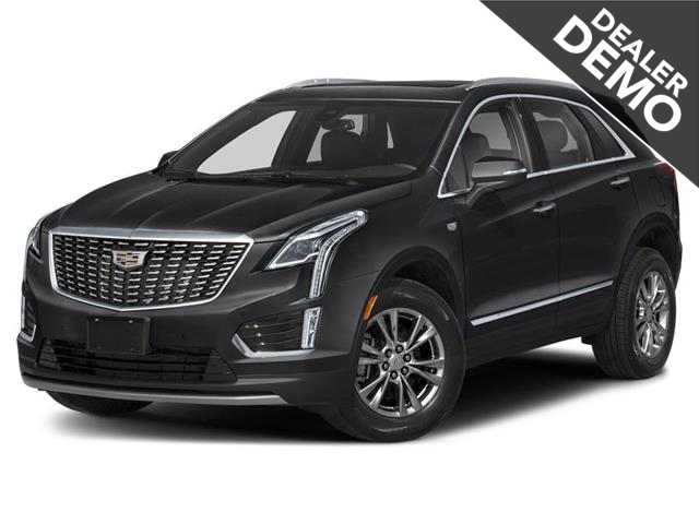 2021 Cadillac XT5 Premium Luxury (Stk: 88471) in Exeter - Image 1 of 9
