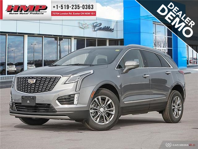 2021 Cadillac XT5 Premium Luxury (Stk: 88341) in Exeter - Image 1 of 27
