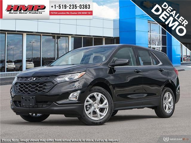 2020 Chevrolet Equinox LT (Stk: 88526) in Exeter - Image 1 of 23