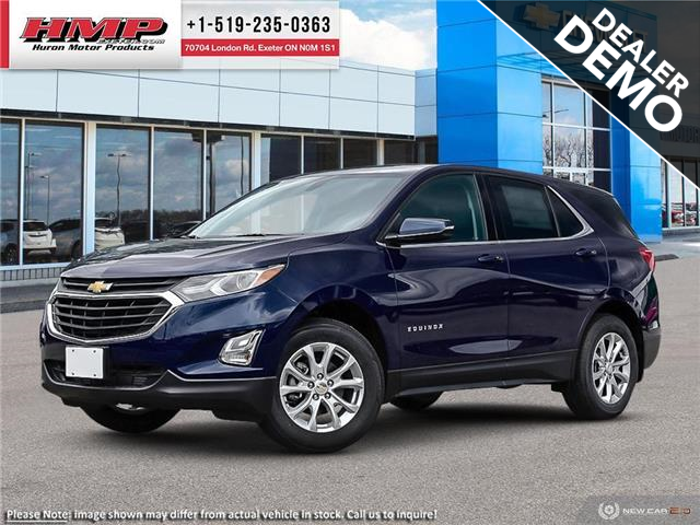 2020 Chevrolet Equinox LT (Stk: 88546) in Exeter - Image 1 of 23