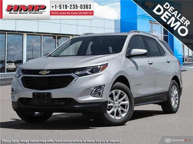 2020 Chevrolet Equinox LT (Stk: 88547) in Exeter - Image 1 of 23