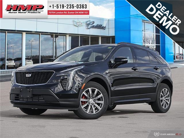 2021 Cadillac XT4 Sport (Stk: 88400) in Exeter - Image 1 of 27
