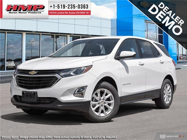 2021 Chevrolet Equinox LT (Stk: 88746) in Exeter - Image 1 of 23