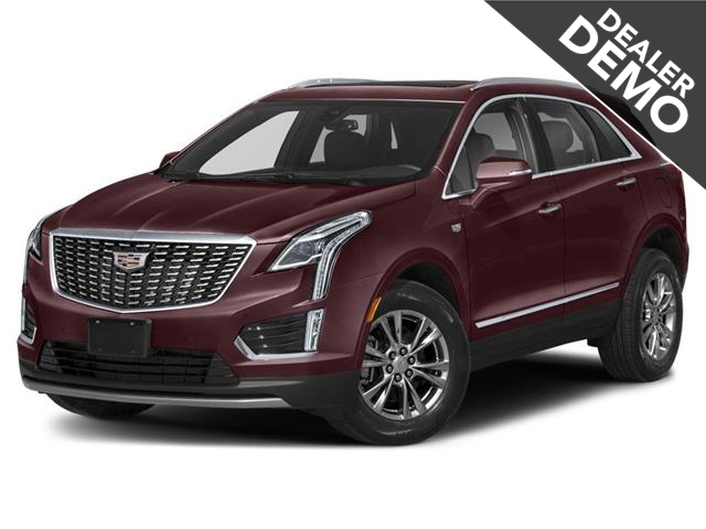 2021 Cadillac XT5 Premium Luxury (Stk: 88706) in Exeter - Image 1 of 9
