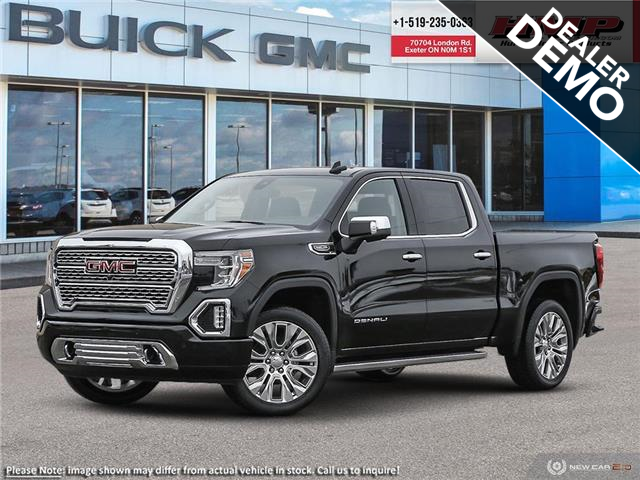 2021 GMC Sierra 1500 Denali (Stk: 88868) in Exeter - Image 1 of 23