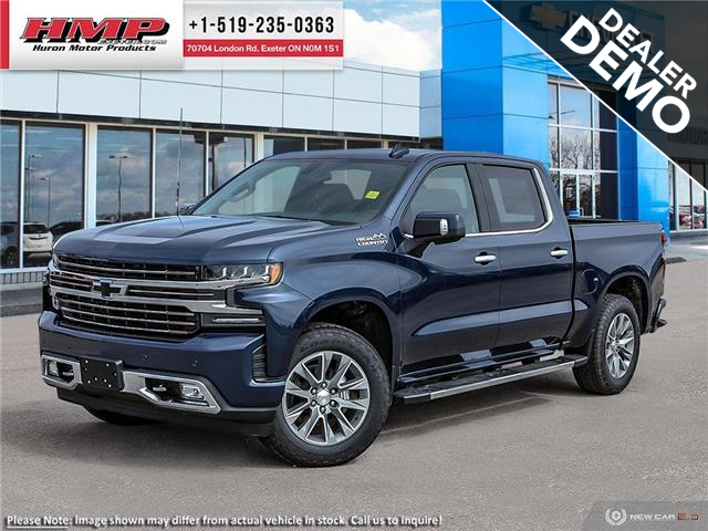 2021 Chevrolet Silverado 1500 High Country (Stk: 89038) in Exeter - Image 1 of 22
